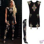 Jennifer Lopez, stivali Versace