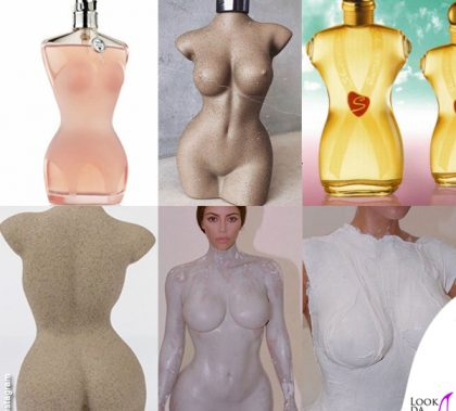 Kim Kardashian Body - Classique Jean Paul Gautier - Shocking Schiaparelli