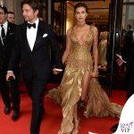 Met 2018 Irina Shayk in Atelier Versace Bradley Cooper