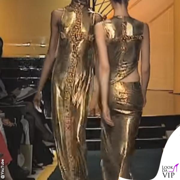 Sfilata Atelier Versace FW 1997
