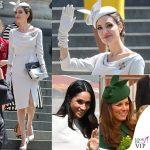 """Angelina Jolie """"copia"""" Kate e Meghan"""