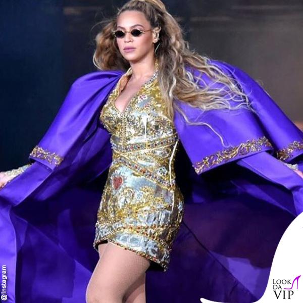 Beyoncé On The Run II World Tour total outfit Dundas 1