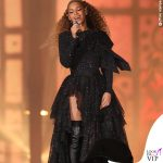 Beyonce On The Run II World Tour total look Givenchy 3