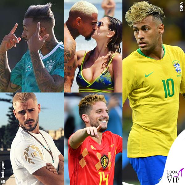 Boateng Neymar Monte Mertens biondo