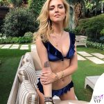 Chiara Ferragni bikini Calzedonia