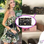 Chiara Ferragni borsa Chanel 2.55