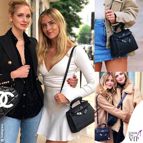 6a44136657 Valentina Ferragni, la borsa Hermes è falsa?   Lookdavip.it