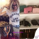 Chiara Ferragni borsa Louis Vuitton Speedy