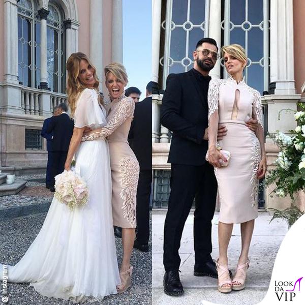 pretty nice e820d 75206 Justine Mattera abito Valentini Spose Nozze Lagerback ...