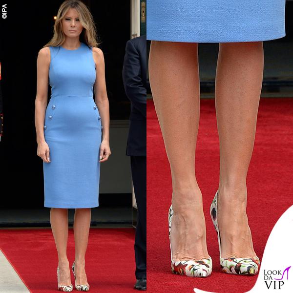 Melania-Trump scarpe Christian Louboutin-3