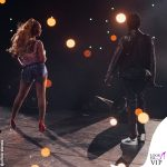 On The Run II World Tour Jay-Z Beyoncé scarpe Sergio Rossi 2