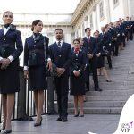 Alberta Ferretti firma le nuove divise Alitalia