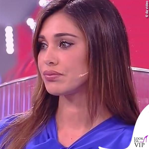 Belen Rodriguez in Tara Jarmon