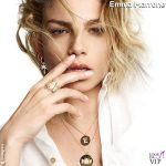 Emma Marrone testimonial gioielli APM Monaco