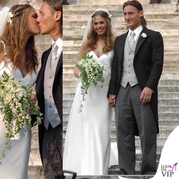 Ilary Blasi Francesco Totti matrimonio 19_06_2005