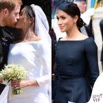 L'abito bianco? Meghan ne ha uno uguale nero