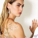 Melissa Satta testimonial gioielli Stroili