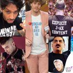 T-shirt, ai cantanti piace personalizzata