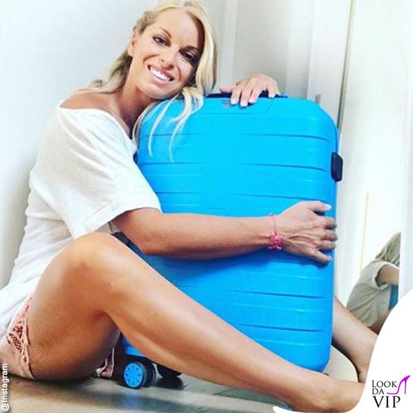 Francesca Leto valigia Roncato