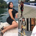 Georgina Rodriguez sceglie solo grandi firme