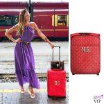 Guendalina Canessa trolley Mia bag