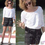 Jasmine Trinca Venezia 75 total look Prada