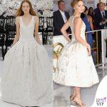 Jennifer Lawrence abito Dior premiere Hunger Game 2014