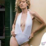 Justine Mattera costumi Cinzia Padula