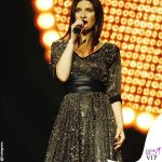 Laura Pausini World Wide Tour abito Federica Tosi