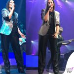 Laura Pausini World Wide Tour completo YSL scarpe Loriblu