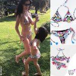 Laura Torrisi Martina Pieraccioni bikini Gota Blanca Beachwear