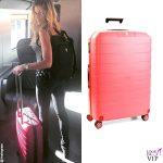 Maddalena Corvaglia valigia Roncato