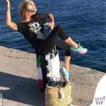 Marina Graziani valigia Carpisa