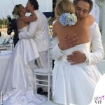 Matrimonio Claudio Santamaria Francesca Barra scarpe Le Silla 3