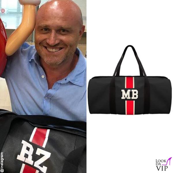 Rudy Zerbi borsone Mia Bag