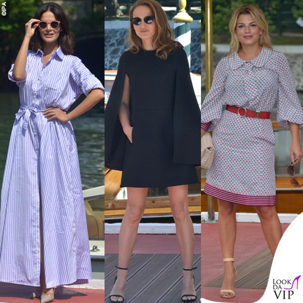 Venezia75 Ilaria Spada Natalie Portman Emma Marrone