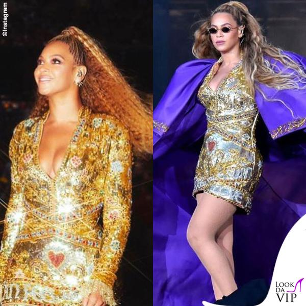 Beyonce abito Dundas