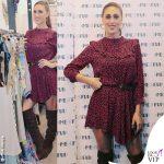 Cecilia Rodriguez vestito Zara stivali YSL costume intero Me Fui 3