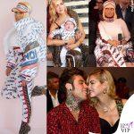 Leone e Nicki Minaj, stesso look firmato Fendi