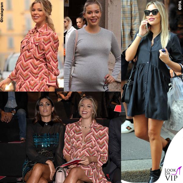 Costanza Caracciolo fashion week