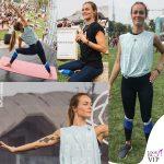 Johanna Maggy Wanderlust outfit Adidas