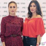 Me Fui Cecilia Rodriguez vestito Zara stivali YSL Belen Rodriguez jeans Revise camicia Zara scarpe Ash