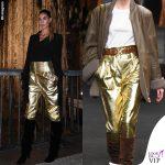 Melissa Satta outfit Alberta Ferretti 2