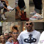 Nina Zilli total look Vivienne Westwood scarpe Nike Omar Hassan shopping Casadei 1