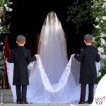 Royal Wedding Meghan Markle abito da sposa Givenchy