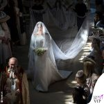 Royal Wedding Meghan Markle abito da sposa Givenchy 2