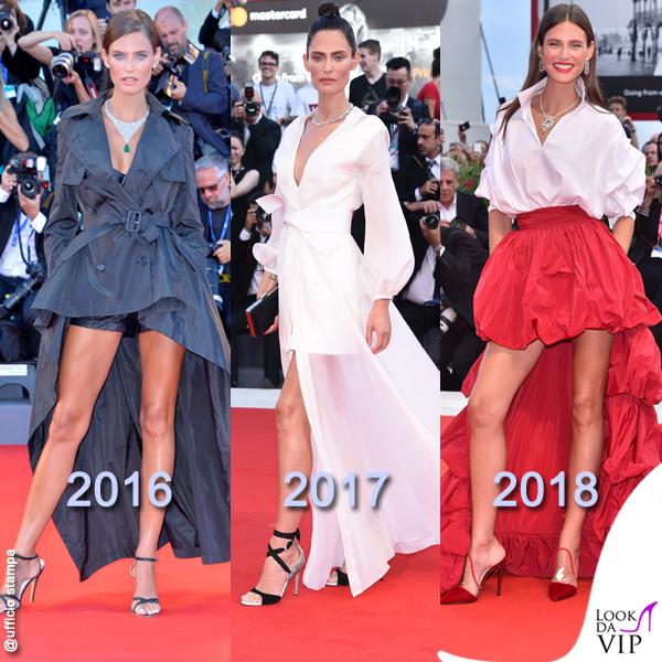 2d8d753330cc Venezia Bianca Balti in OVS 2016 2017 2018 - Look da Vip