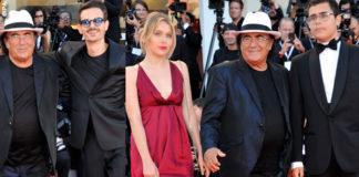 Venezia75 Al Bano in Carlo Pignatelli Fabio Rovazzi e Karina Bezhenar in Emporio Armani