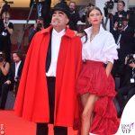 Venezia75 Elio e Bianca Balti abito OVS La Traviata 2