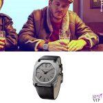 Alessandro Cattelan orologio Bulgari 2